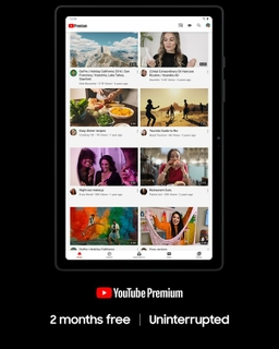 استمتع بـ YouTube Premium