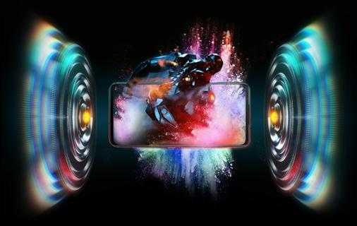 Immersive Audio & 4D Shock
