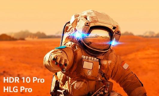 HDR 10 Pro %25 26 HLG Pro