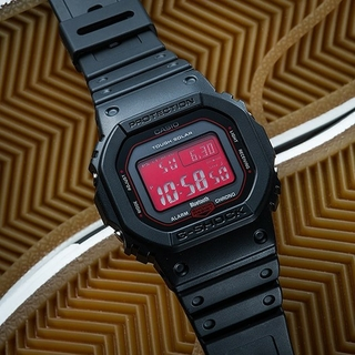 Casio G-Shock Unisex Digital Casual Watch - (GW-B5600AR-1DR)