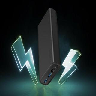 Promate Bolt-20 20000mAh Compact Smart Charging Power Bank