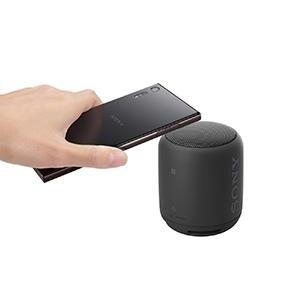Connect and stream music easily with Bluetooth and NFC
