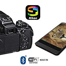 Shoot And Share With A Compatible Smartphone