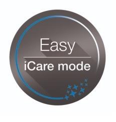 تقنية iCare الذكية لجميع أنواع الأقمشة