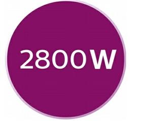 Powerful 2800W