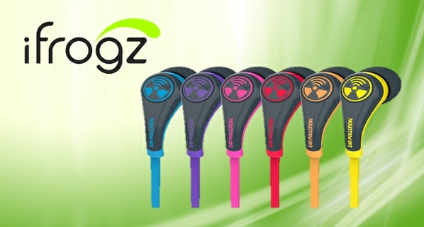 bfecfc149c9 Ifrogz Plugz Mobile In-The- Ear Earphone (IFPZMB-BK0) – Black ...