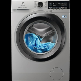 Your clothes, cleaned and dried in one go