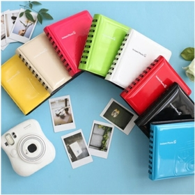 Fuji Instax Mini 8 Photo Album Blue Xcite Alghanim Electronics