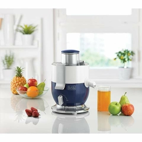 Black + Decker 100W Juice Extractor