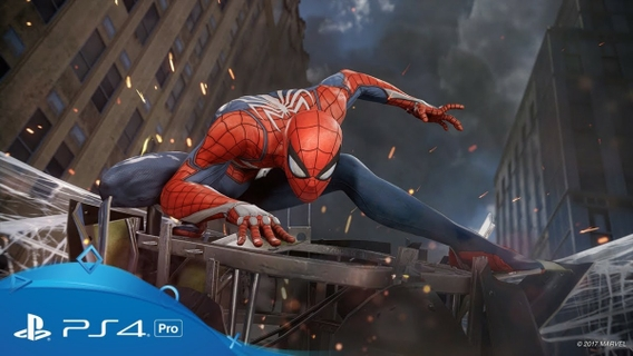 A new and authentic Spider-Man adventure