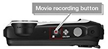 Full HD movie & Movie recording button