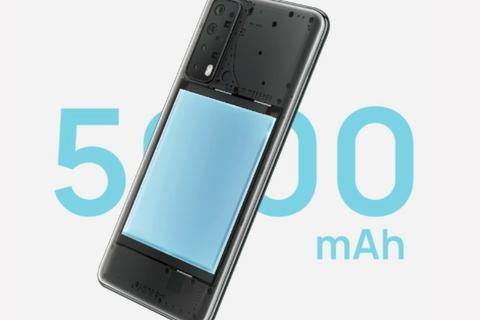 5000 mAh Large Battery
