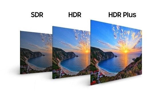 Experience better contrast, color & sharpness with HDR Plus