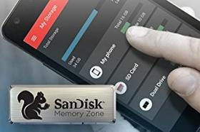 SanDisk Memory Zone App for Easy File Management