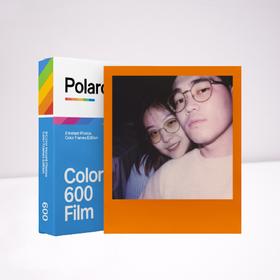 Inside Polaroid 600 Film