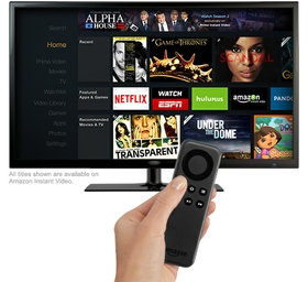 Amazon Fire Tv Stick | Xcite Alghanim Electronics - Best online