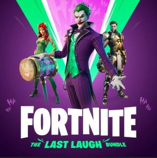 Fortnite The Last Laugh