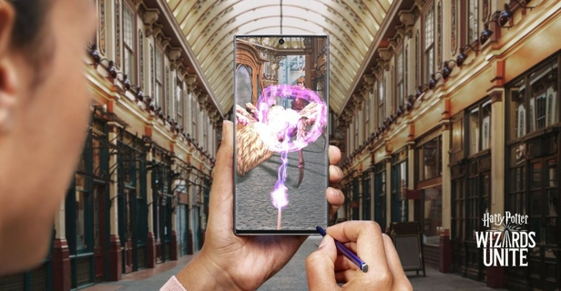 Immersive AR Takes You To Other Worlds