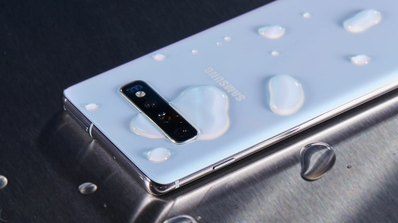 The Phone That's Not Afraid Of Water
