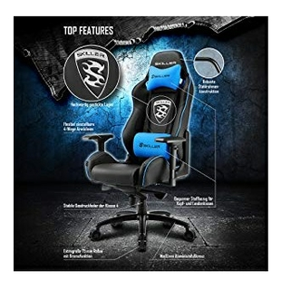 Sharkoon Skiller Sgs3 Gaming Chair Gaming Chair Xcite