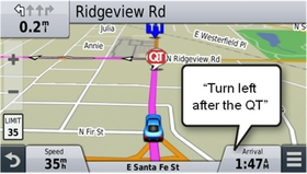 Garmin Nuvi 57LM 5-inch GPS Navigator with MENA | Xcite Alghanim