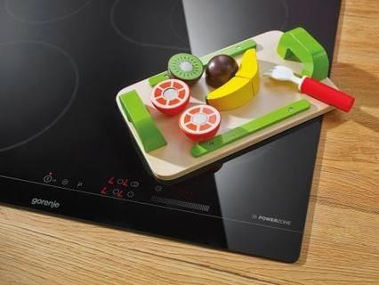 ChildLock: The Kitchen As A Safe Environment