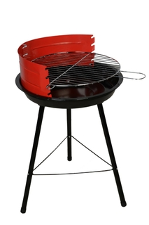 Orange Bucket BBQ Grill - (BB02GR9318C)
