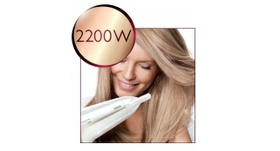 Professional 2100W for perfect salon results