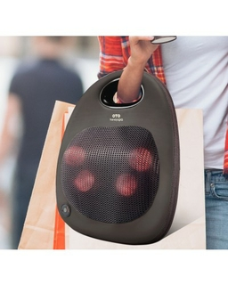 Anywhere And anytime! A wireless Back Massager