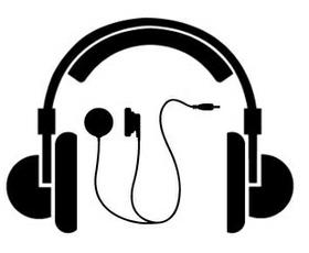 MP3 & Headphone Connection