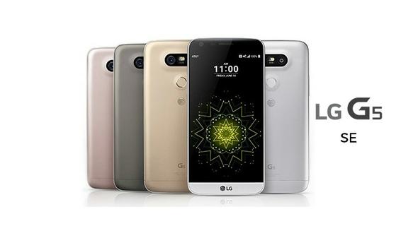 half off 2bb13 fec15 LG G5 SE 32GB 16MP+8MP 4G LTE 5.3-inch Dual-Sim Smartphone – Black