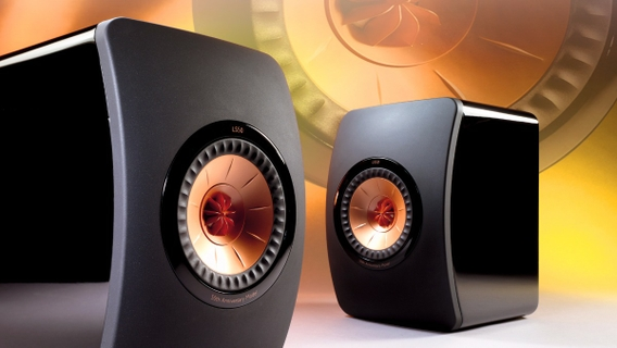 kef ls50. why to buy kef ls50 - 5.25 \u2013 inch passive mini monitor speaker : kef ls50