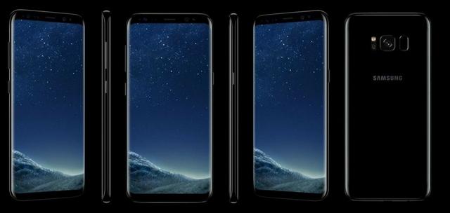 The Samsung Galaxy S8