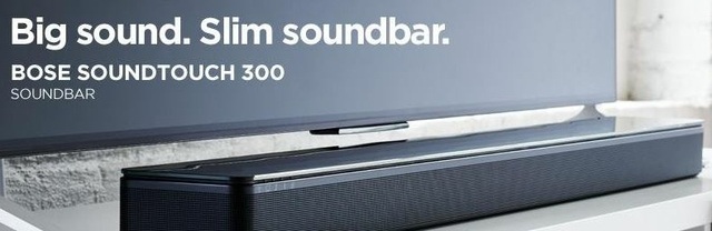 Bose Soundtouch 300 Soundbar Home Theaters Xcite Kuwait