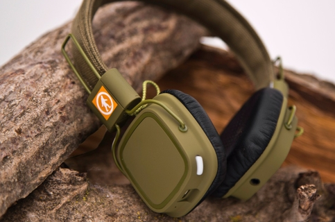 fbf8a6292ec The Freedom of Touch Controlled Bluetooth. These are the Privates, Outdoor  Tech's touch control Bluetooth wireless headphones.