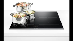More freedom for your pots with FlexInduction