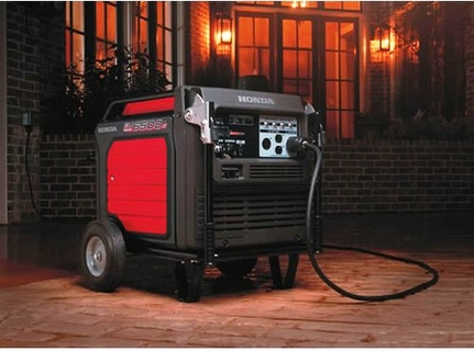 Honda generator eu65is