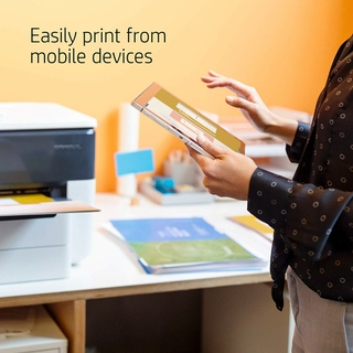 Easy Mobile Printing