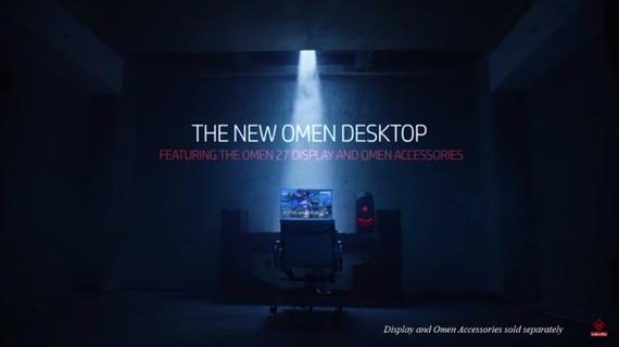 OMEN by HP Desktop PC - 880-109NX | HP Gaming Desktop