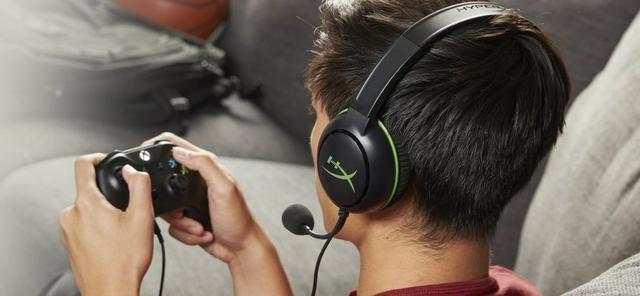 سماعات رأس دردشة Xbox الرسمية المرخصة