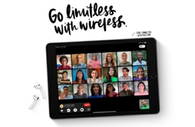 Go limitless with wireless.
