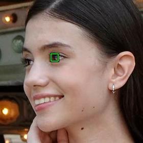 التركيز التلقائي على العين ميزة للحصول على لقطات بورتريه مثالية