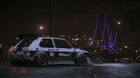 Police Cars Everywhere