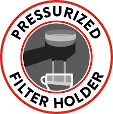 PRESSURIZED FILTER HOLDER