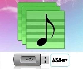 تشغيل USB
