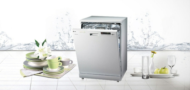 why to buy lg dishwasher d1447wf 14 settings 6 programs free standing white