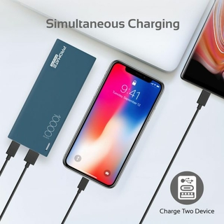 Charge Two Devices Simultaneously
