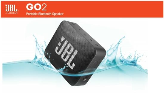 Jbl Go 2 Portable Bluetooth Speaker Xcite Kuwait