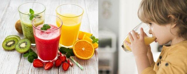 Fresh daily juice