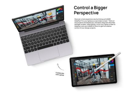 Control a Bigger Perspective